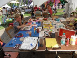 Workshop Kringloopkunst